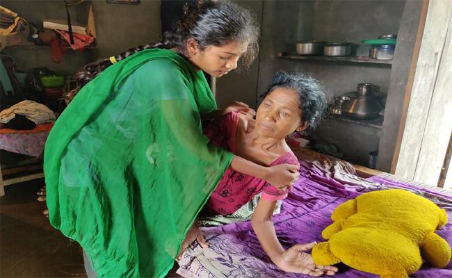 NRIs Helps To Two Diseased People Via Facebook In Dharmapuri - Sakshi