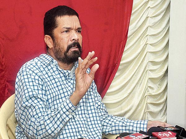 Posani Krishna Murali Comments On YS Jagan Governance - Sakshi