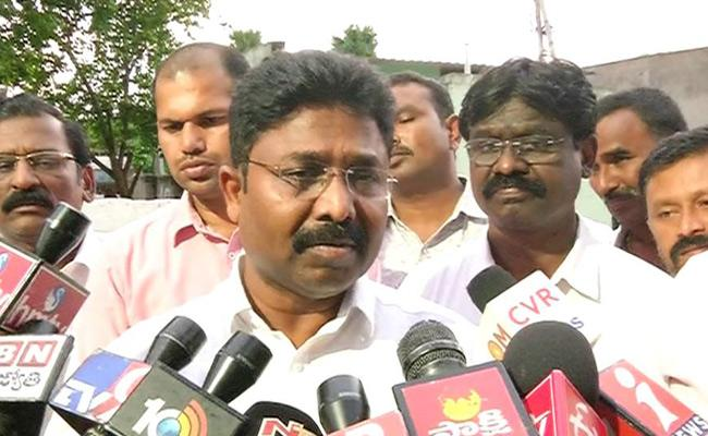 We Will Fill Teacher Posts Says Minister Adimulapu Suresh - Sakshi