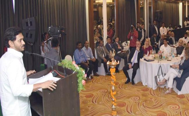 Andhrapradesh Government Aims to Attract Investment - Sakshi