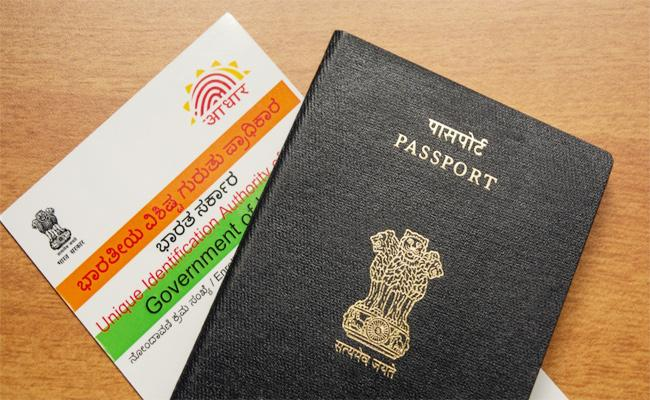Amended For NRIs Aadhaar Card Applications - Sakshi