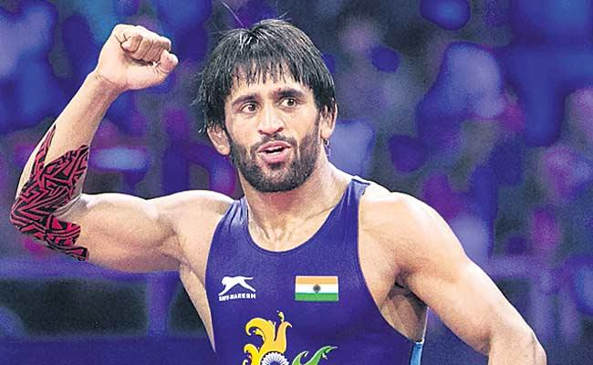 Bajrang Punia won Gold Medal In Tbilisi Grand Prix - Sakshi