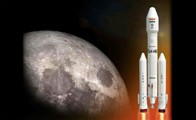 Selected Students Can Watch Chandrayaan-2 Landing With PM Modi - Sakshi