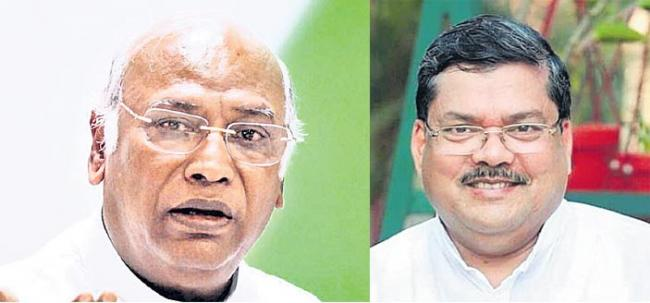 Kharge, Wasnik front runners as CWC meets to pick chief - Sakshi