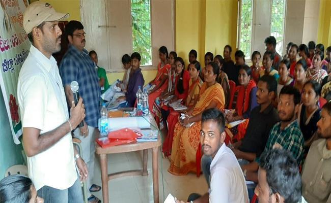 Grama Volunteer Training Is Completed In West Godavari - Sakshi