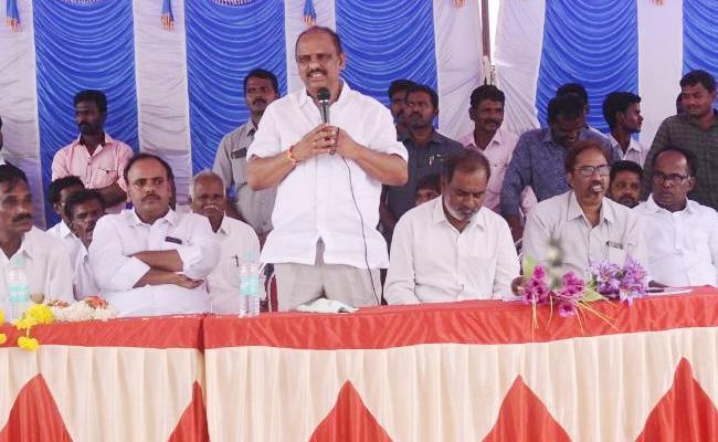 Malagundla Shankar Narayana Speech At Anantapur - Sakshi