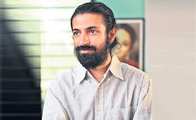 Nag Ashwin Happy With National Award For Mahanati - Sakshi