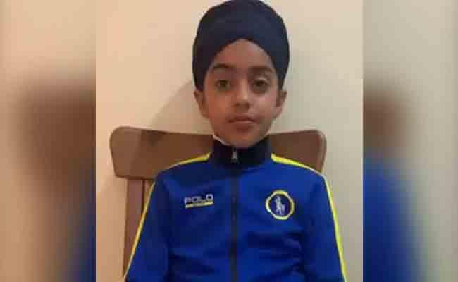 In UK 10 Year Old Sikh Girl Message After Being Called Terrorist - Sakshi
