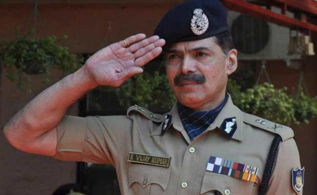 IPS Vijay Kumar To First Lieutenant Governor of Jammu and Kashmir - Sakshi