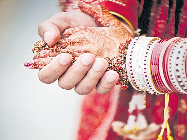 Having the Wedding Expense with their own money is growing in todays generation - Sakshi