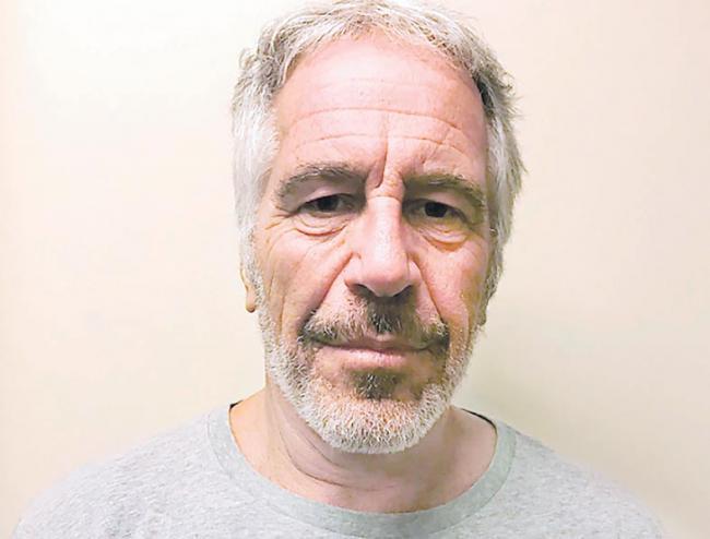 Jeffrey Epstein dead after apparent suicide in New York jail - Sakshi