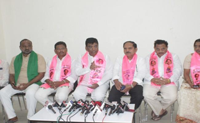 Nama Nageshwar Rao Says, Not Even Single Money Issued By Central Government To Telangana - Sakshi