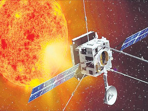 ISRO next target is the Sun - Sakshi
