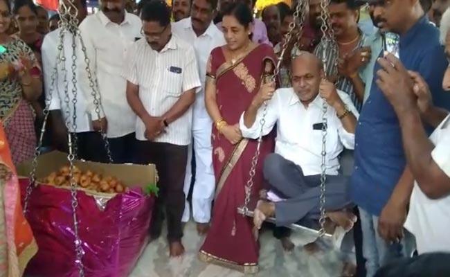 YSRCP MLA Satti Suryanarayana Reddy Tulabharam - Sakshi