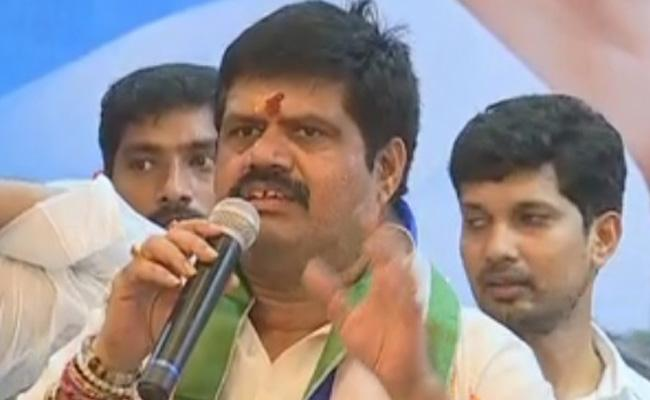 Avanthi Srinivas Speak Swearing In Ceremony of Kapu Chairman - Sakshi