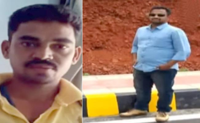 Two workers Death Fire Accident Aurobindo Pharma Srikakulam District - Sakshi