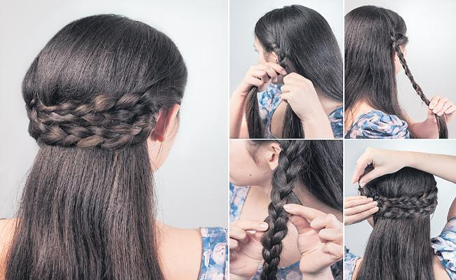 Hair Style In Funday - Sakshi