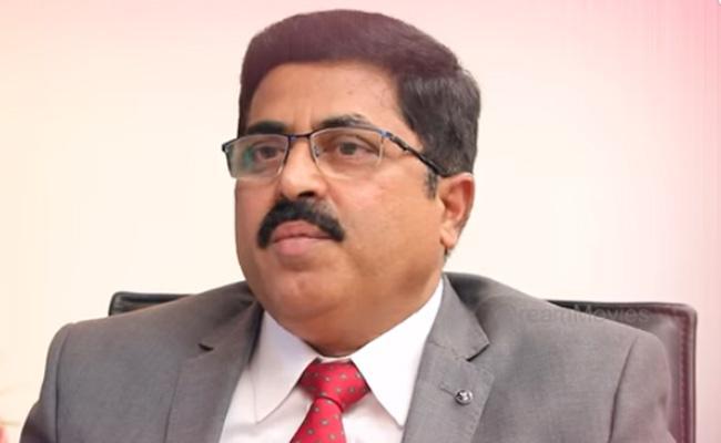 ACB DG Purnachandra Rao Condemns False News On Andhrajyothy - Sakshi