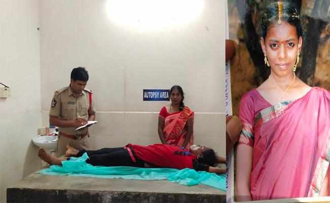 Student Commits suicide With Man harassments In West Godavari - Sakshi
