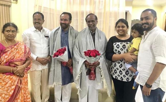Senior Leader Motkupalli Narasimhulu May Join In BJP - Sakshi