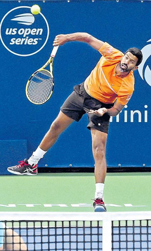 Rohan Bopanna-Denis Shapovalov Bow Out After Losing in Semi-finals - Sakshi