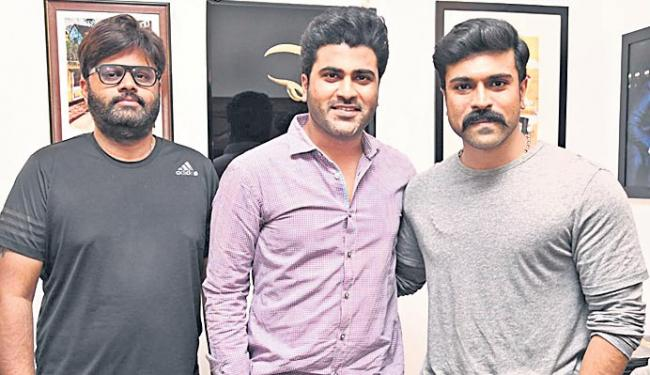 Ram Charan unveils Sound Cut trailer of Ranarangam - Sakshi