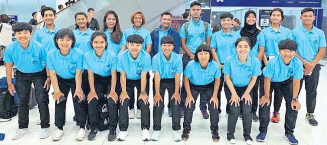 Thailand Women break T20I record with 17th successive win - Sakshi