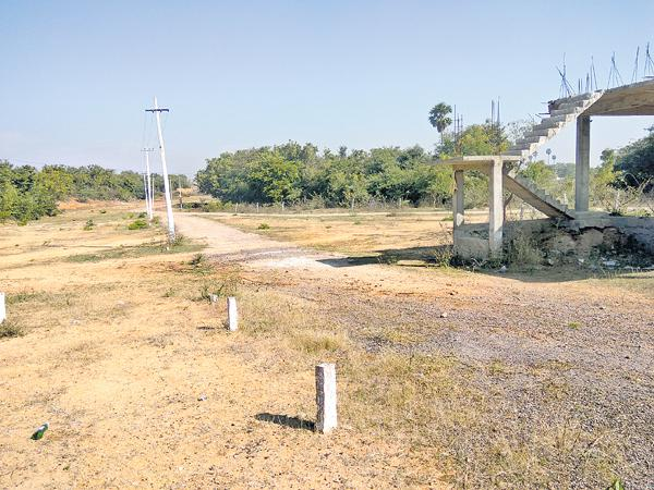 Real ventures on the outskirts of the city - Sakshi