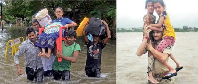 Death toll rises to 201 in floods - Sakshi