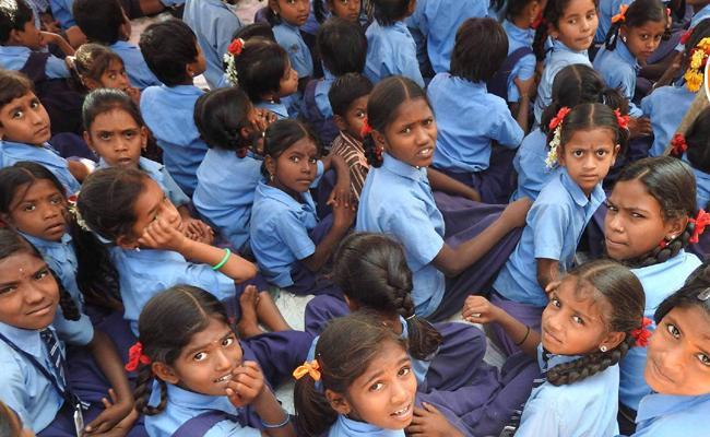 Neglect Of Private Schools On Child Info Vizianagaram Distic - Sakshi