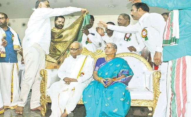 TRS MLA Harish Rao Speech At Siddipet - Sakshi