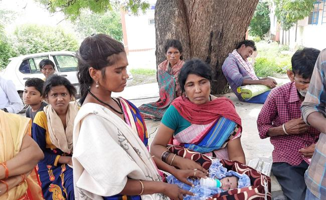 Home Guard Cheated A Woman In Asifabad - Sakshi
