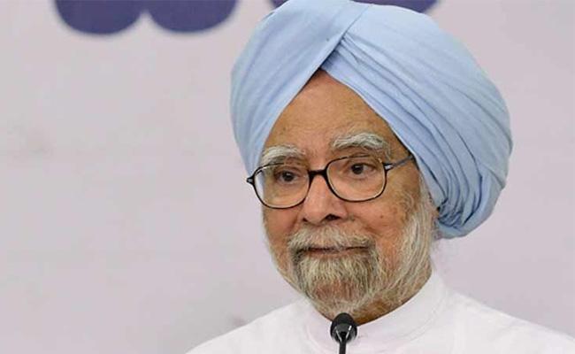 Former PM Manmohan Singh Praises Jaipal Reddy In Delhi - Sakshi