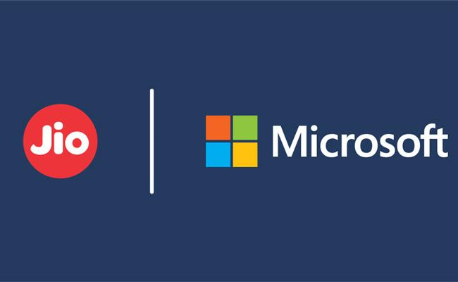 Reliance Collaboration With Microsoft To Accelerate Digital India - Sakshi
