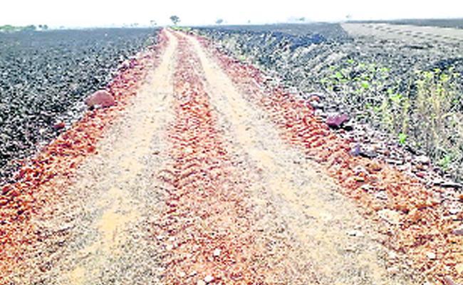 Chinna Settipalli Village Land Dispute In YSR Kadapa - Sakshi