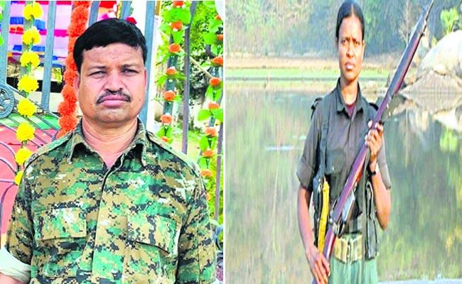 Police Brother Killed Maoist Sister In Encounter In Orissa - Sakshi