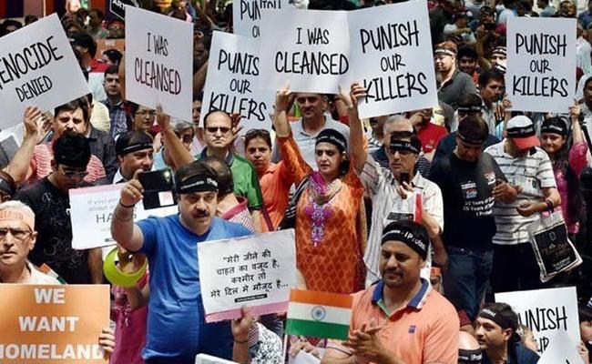Why That Much Agony in Kashmiri Pandits - Sakshi