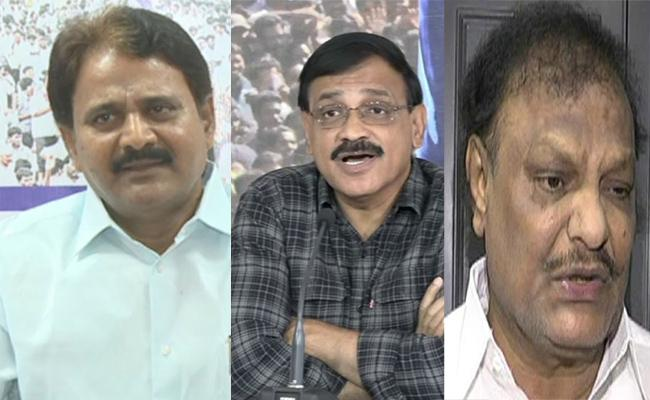 YSR Congress Party Announce MLC Candidate Names - Sakshi