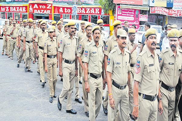 Constable results will be soon - Sakshi