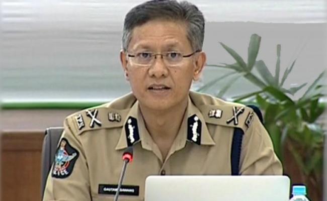 Gautam Sawang Appointed As Full Time DGP - Sakshi