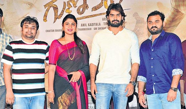 Kartikeya Speech at Guna 369 Movie Success Meet - Sakshi