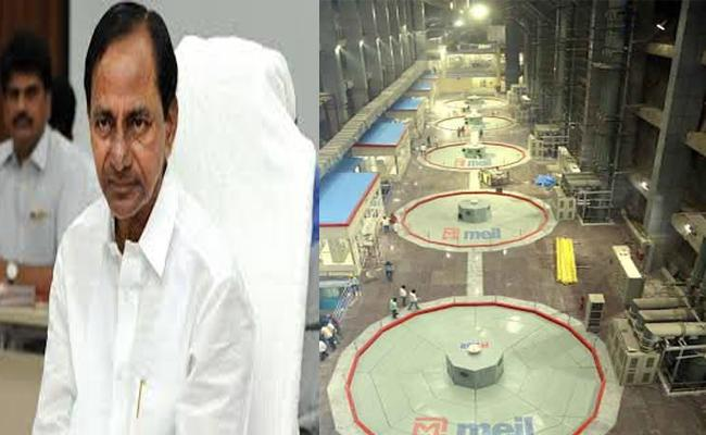 KCR Visiting To Laxmipur Pump House To Launch Bahubali Wet Motor Run On 14th August, 2019 - Sakshi