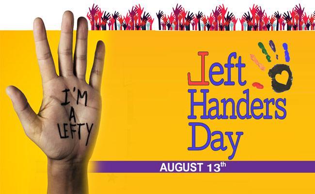 Interesting Facts About Left Handers  - Sakshi