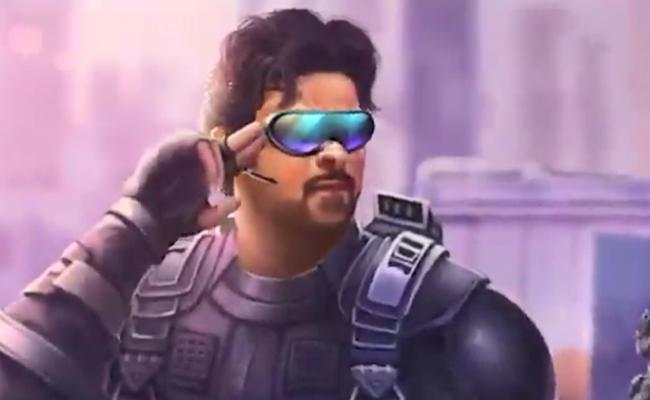 Prabhas Saaho The Game Trailer - Sakshi