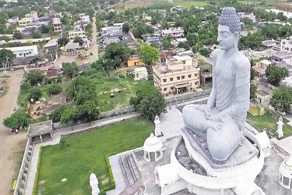 Amaravati not approved by Parliament - Sakshi