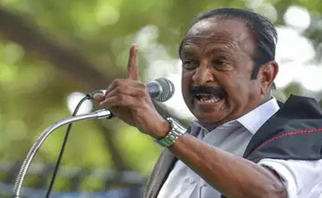 JK Will Not Be Part Of India On 100Th Independence Day Says Vaiko - Sakshi