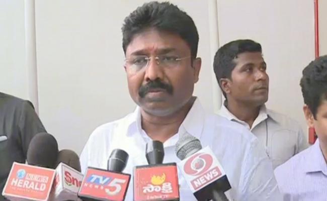 Adimulapu Suresh Request To Central govt For IIT Tirupati Development - Sakshi
