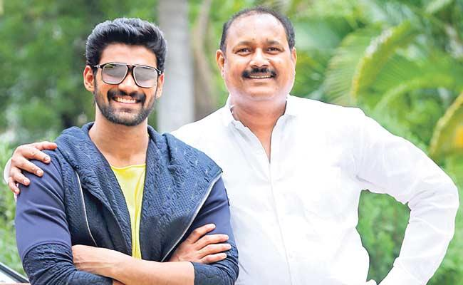 Bellamkonda Suresh Talk About His Son Sai Srinivas Film Rakshasudu - Sakshi