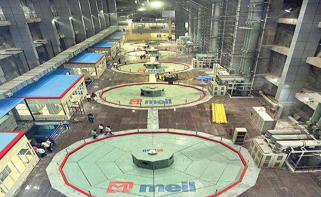 Kaleshwaram Laxmipur Underground Pump House Ready For Inauguration - Sakshi