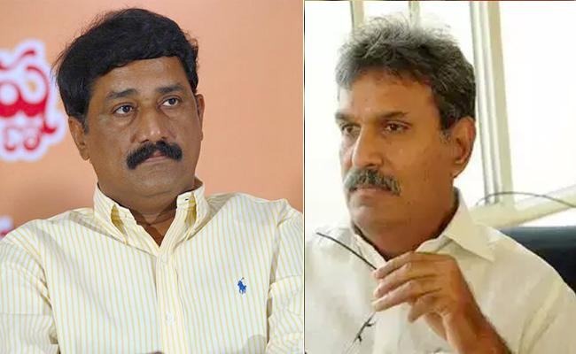 Ganta Srinivasa Rao And Kesineni Absent For TDP Review Meeting - Sakshi